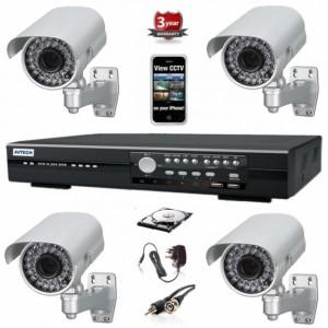 Lắp đặt camera quan sát giúp giảm tệ nạn xã hội