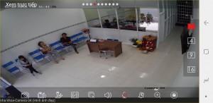 lắp 6 camera full hd tại nha khoa tâm đức